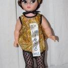 """Vintage 1960s Mod Era GOGO Go Go Doll Dressed Original Outfit 15"""" Plastic"""