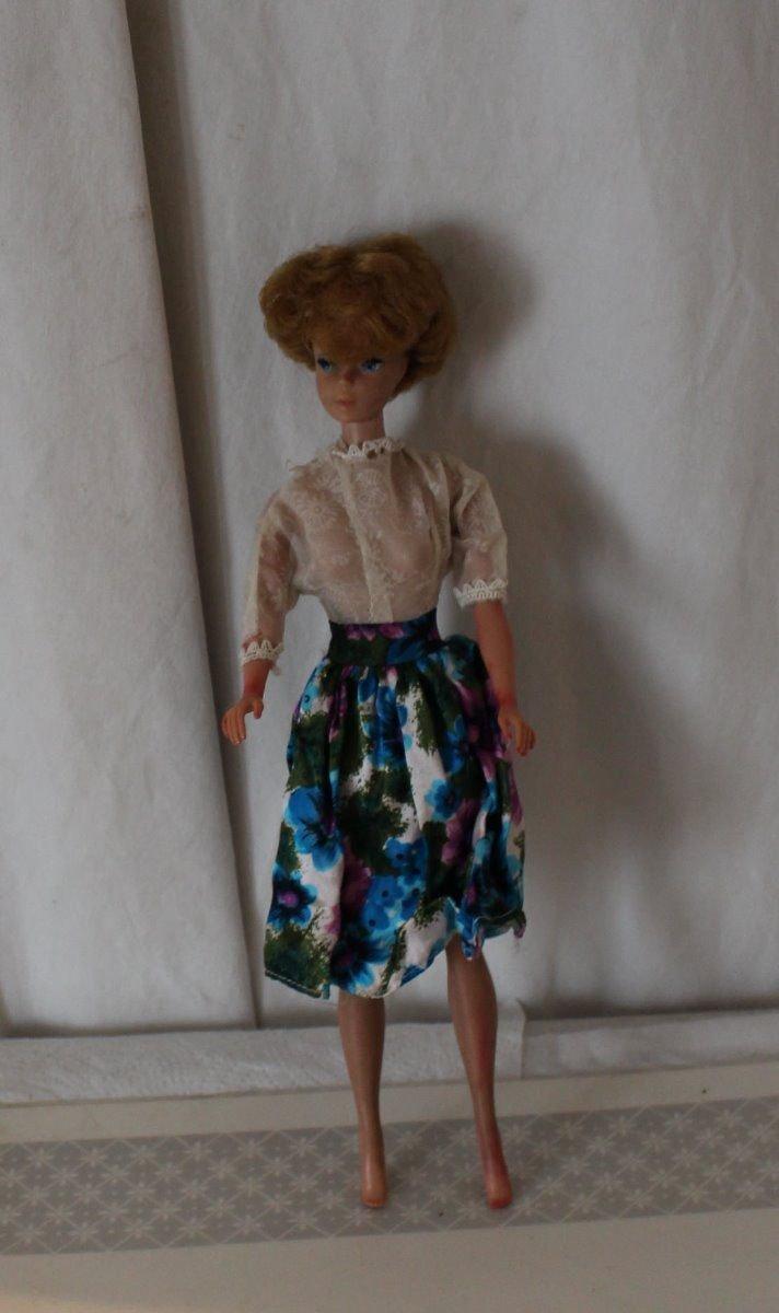 Vintage Fab-lu Peek-a-Boo Variation Fits Barbie Clone