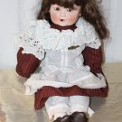 Gotz Elegance Porcelain Doll Cute Face