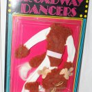 Vint Boadway Dancers  Doll Outfit MOC 1986 Fits Barbie Sun 'n Fun Girl 11-1/2""
