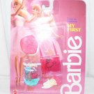 MY FIRST BARBIE EASY-ON FASHIONS MOC 1986 #1879 ACCESSORIES