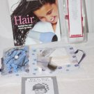 AMERICAN GIRL HAIR CARE AND SKIN CARE KIT ACCESSORIES CURLERS