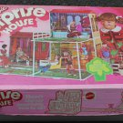 Vintage 1970s Barbie Surprise House Original Box Mostly Unused