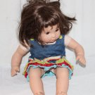 American Girl Bitty Baby Twin Girl Meet Dress