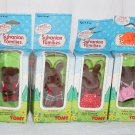 6 HTF Rare Sylvanian Families Furry Forest Animals