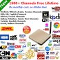 Free Arabic & English IPTV, Lifetime Free Tv Watching, 1500+ Channels, Android