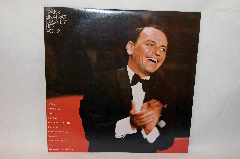 "FRANK SINATRA Greatest Hits Vol 2 12"" Vinyl LP Reprise"