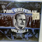 "PAUL WHITEMAN Volume 1 12"" Vinyl LP RCA 1968"
