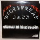 "WIDESPREAD JAZZ ORCHESTRA Swing Is The Thing 12"" Vinyl LP Adelphi 1983"