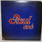 "PAUL STOOKEY Paul And 12"" Vinyl LP Warner Bros 1971"