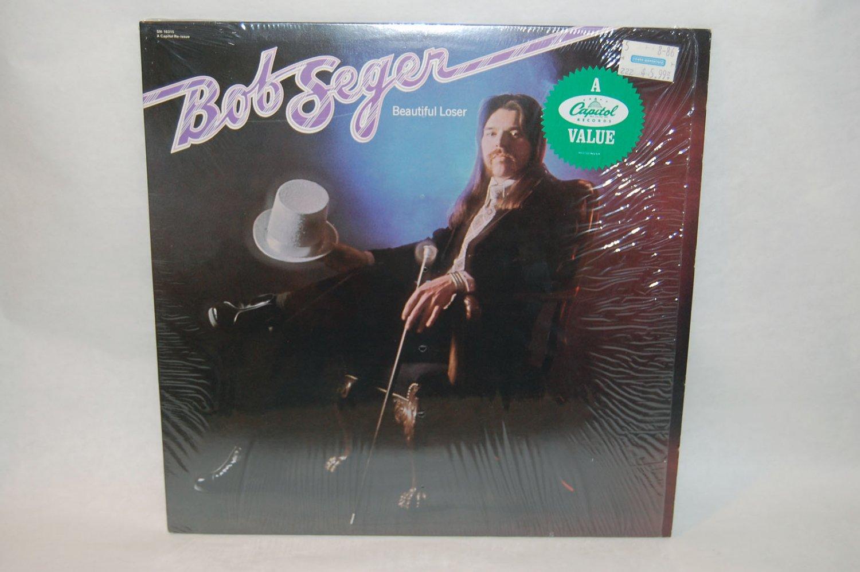 "BOB SEGER Beautiful Loser 12"" Vinyl LP Capitol 1975"