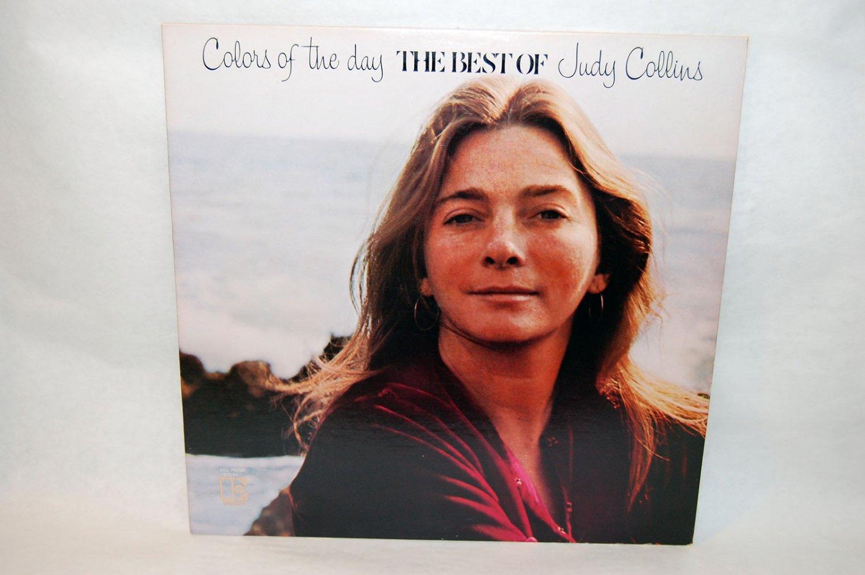"JUDY COLLINS The Best Of 12"" Vinyl LP Elektra 1972"
