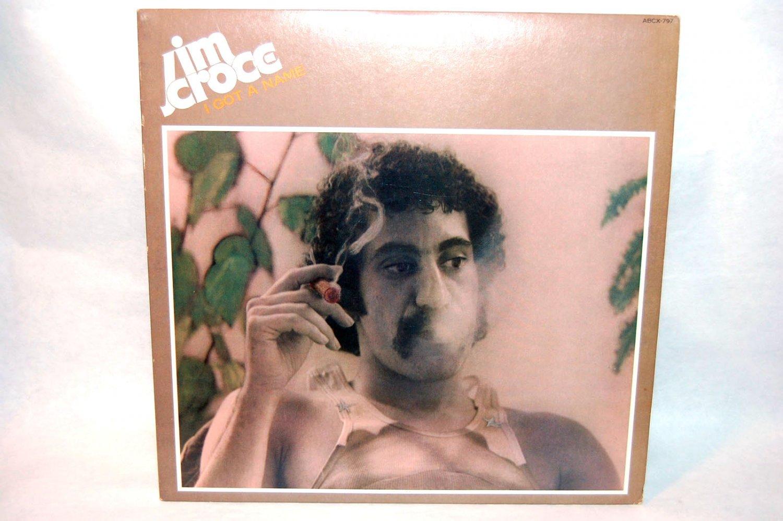 """JIM CROCE I Got A Name 12"""" Vinyl LP ABC 1973"""