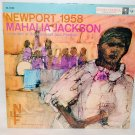 "MAHALIA JACKSON Newport 1958 12"" Vinyl LP Columbia"