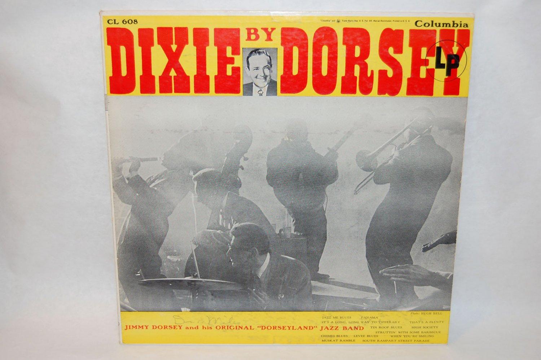 "JIMMY DORSEY Dixie By Dorsie 12"" Vinyl LP Columbia"