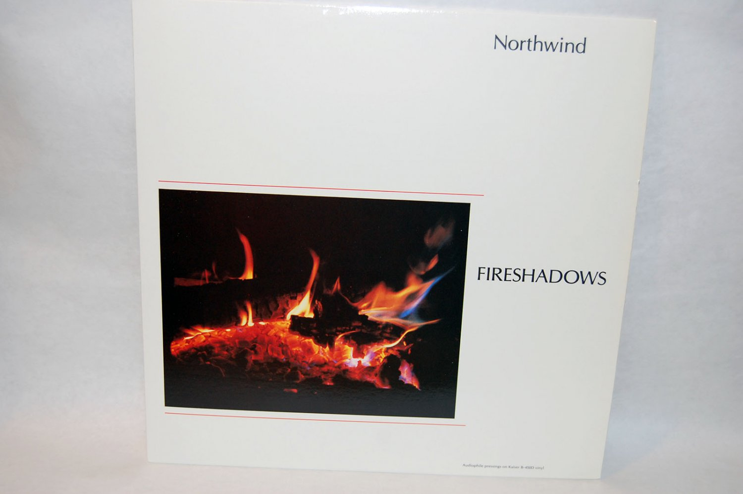 "NORTHWIND Fireshadows 12"" Vinyl LP Glen Canyon 1986"
