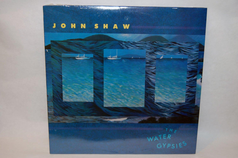 "JOHN SHAW The Winter Gypsies 12"" Vinyl LP Aisha 1987 NEW!"
