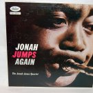 "JONAH JONES QUARTET Jonah Jumps Again 12"" Vinyl LP Capitol"