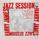 "HARRY JAMES Jazz Sessions 12"" Vinyl LP Columbia CL-669"