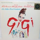 "GIGI Original Cast Soundtrack 12"" Vinyl LP MGM E-3641ST"