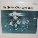 "THE QUEEN CITY JAZZ BAND 12"" Vinyl LP Audiophile AP-88 Red Vinyl"