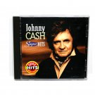 Super Hits by Johnny Cash (Audio CD, 1994, Columbia)