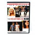 The Heartbreak Kid (DVD, 2007, Dreamworks) Widescreen Edition
