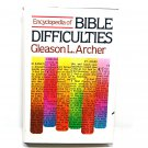 Encyclopedia of Bible Difficulties by Gleason L. Archer (HC, 1982)