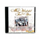 The Most Wonderful Time Of The Year by Various Artists (Audio CD, 1995, Laserlight)