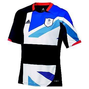 England 2008 Olympic Football Team Home Jersey (HKD750)