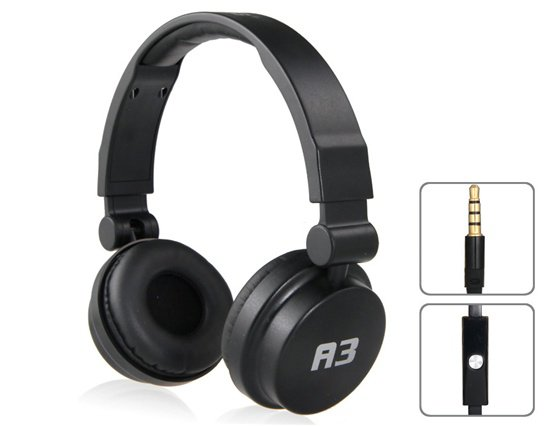 OVLENG A3 Wired Stereo Headphone