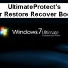 Windows 7 Ultimate Restore Repair Boot disk 32-bit Systems Install Boot CD disc