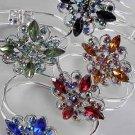 Vintage Cast Bracelet - Ruby