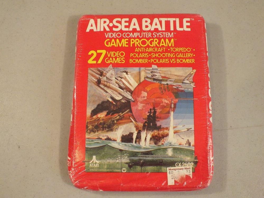 Sealed! Air-Sea Battle   Atari 2600