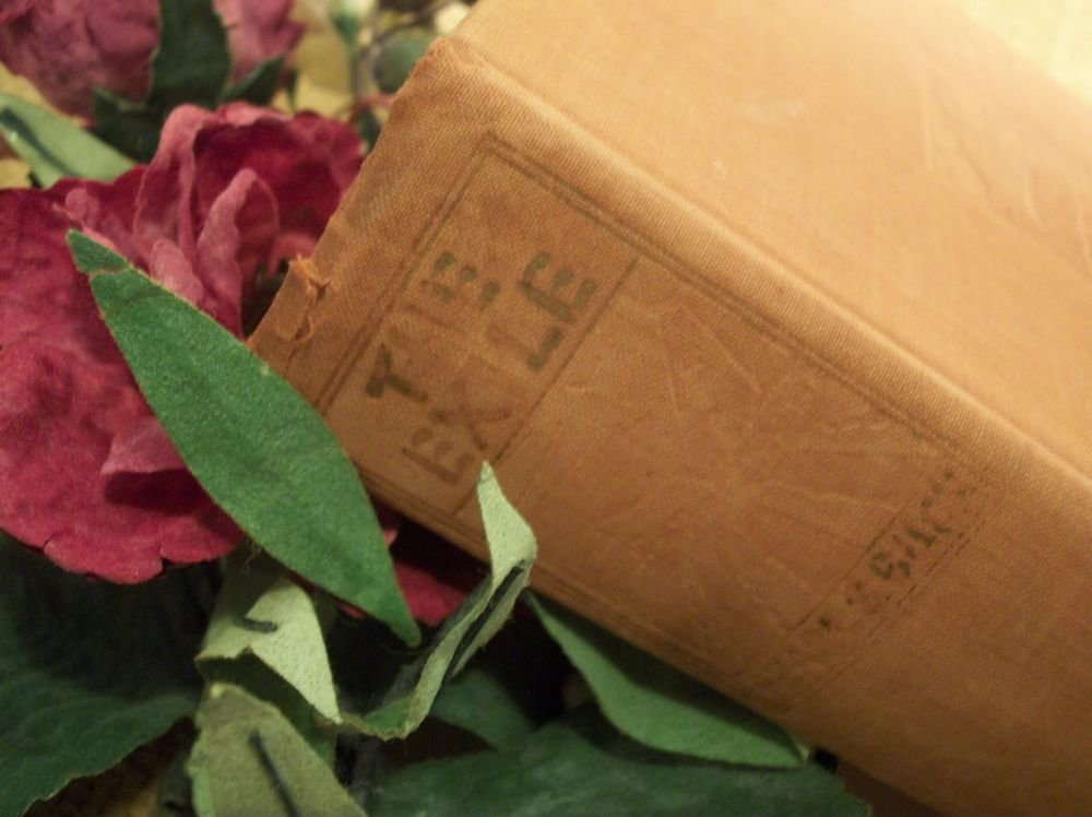 The Exile by Pearl S Buck 1936 Edition Antique Book American Literature Classic