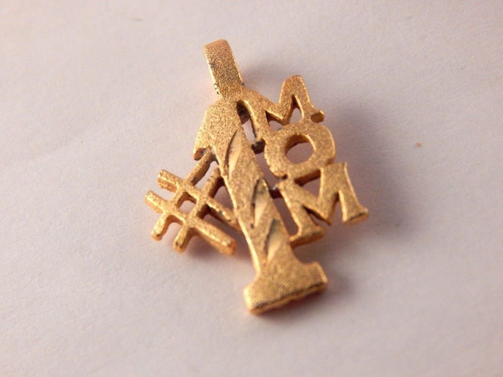 Palm Tree Brooch Hawaiian Island Tropical Jewelry Brushed Gold Metal Vintage Pin
