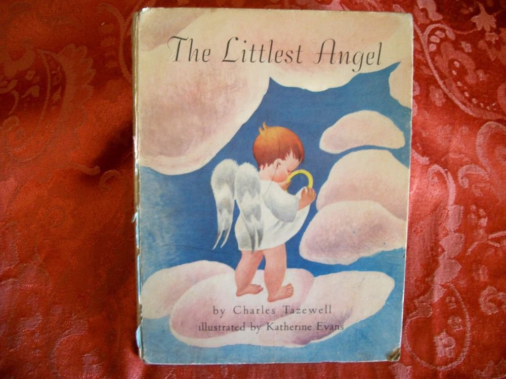 The Littlest Angel by Charles Tazewell Antique Book 1946 1st Edition Hardback