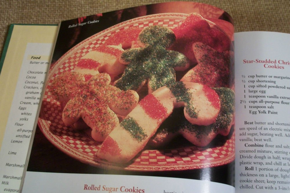 Christmas with Southern Living Cookbook Volume 2 1998 Holiday Recipes Food Gifts