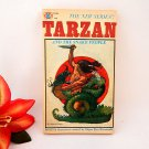 Tarzan and the Snake People Vintage 1964 Book Rare Unauthorized Gold Star Series Book 3
