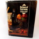 Dictionary of Gastronomy 1970 Andre Simon Robin Howe Food Wine Reference Culinary Foodie Gift Book