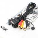 xtenzi CCA-750-500 iPOD iPHONE PAD AUX INTERFACE ADAPTER CABLE CORD  for clarion