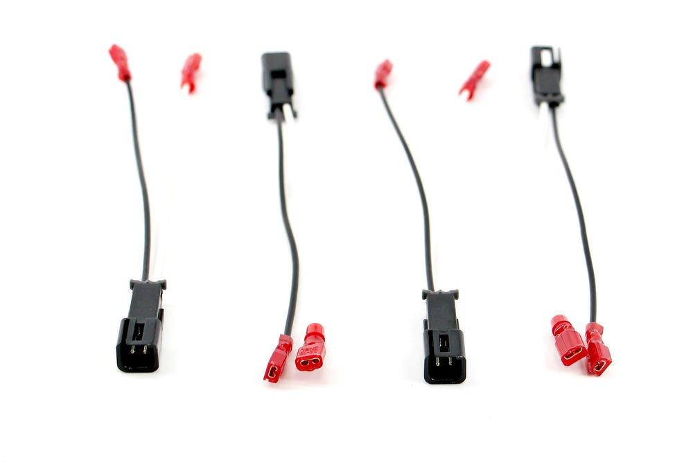 Xtenzi 2 Pair Speaker Harness Set for Chevrolet, Dodge & Other Vehicles