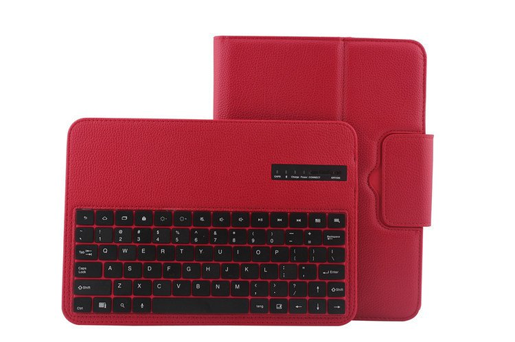 myBitti Samsung Galaxy Tab 3/410.1 Inch Portfolio Case  with Removable Keyboard