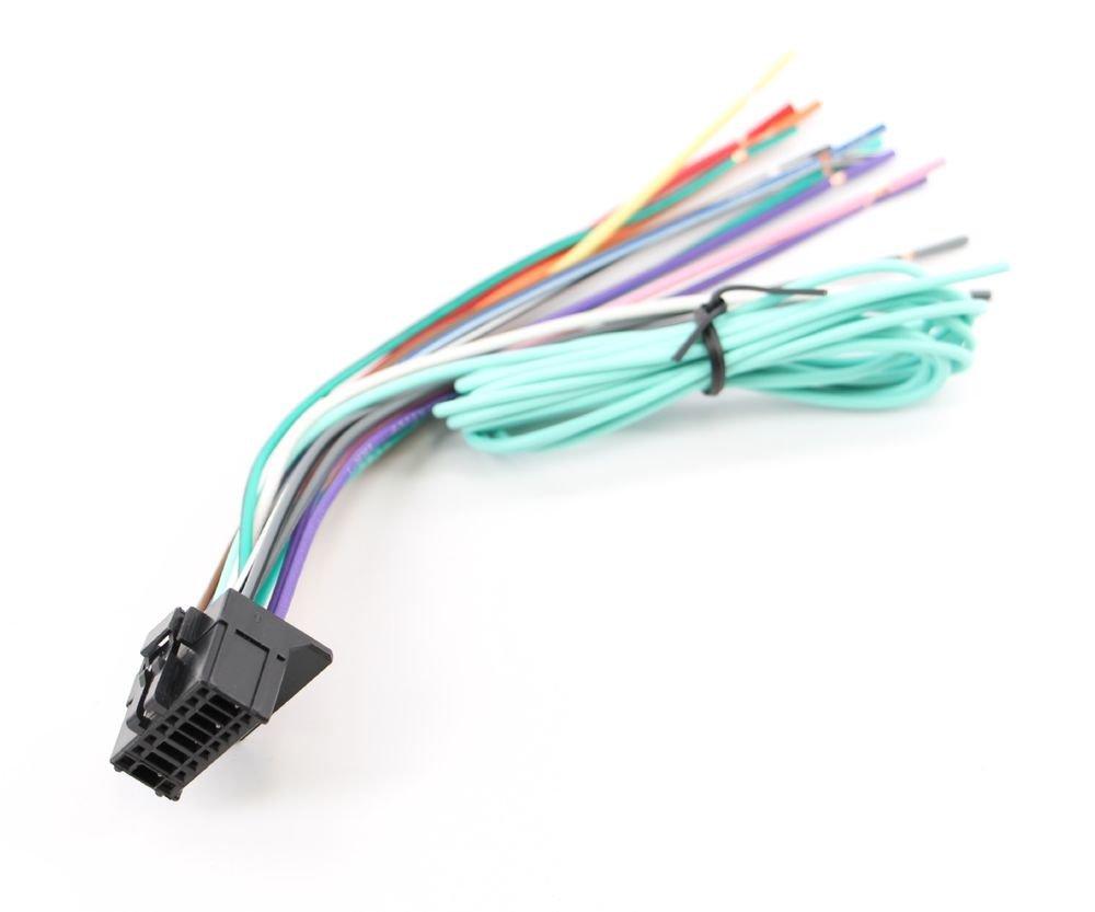 Xtenzi Wire Harness for Pioneer Receiver CDP1583 AVH-100DVD AVH-200BT AVH100DVD
