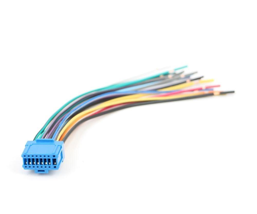 Xtenzi Wire Harness Radio for Pioneer AVH-P7500DVD AVH-P7600DVD AVH-P5900DVD