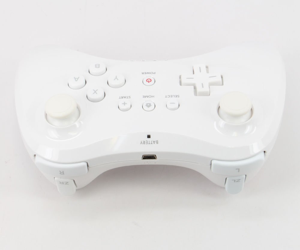 Xtenzi Dual Analog Wireless Gamepad Controller for Nintendo Wii U Pro