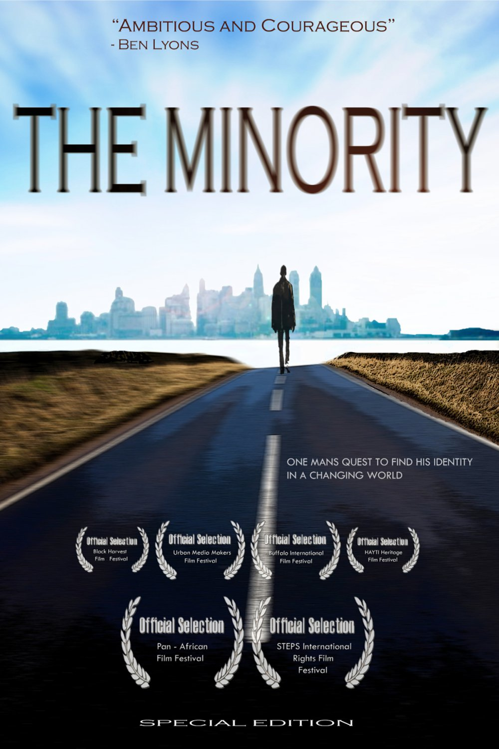 The Minority (Special Edition, DVD, 2010) Dwayne Buckle