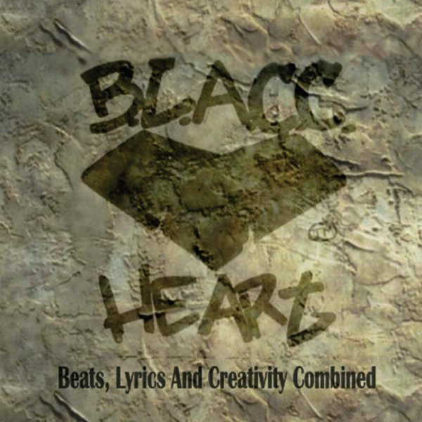 Beats, Lyrics And Creativity Combined - B.L.A.C.C. Heart (2013, CD) 360 Sound and Vision