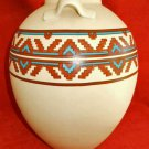 Southwest Vintage Large Decor Pottery Pot Water Vessel Cherokee Trading Post