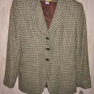 NEW with Tags Blazer Jones New York Tweed Fitted Jacket 4P Houndstooth NWT Petit